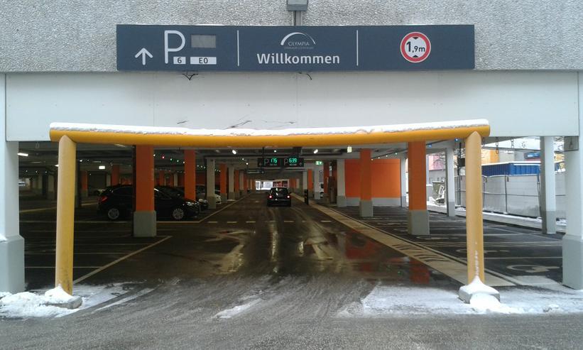 Stellplatz Riesstr.65/67 am OEZ