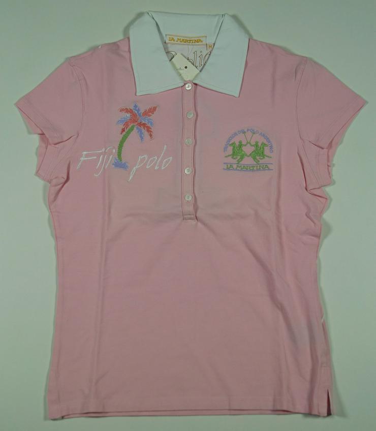 La Martina Poloshirt Gr.M Shirt Shirts Blusen für Abholer 14-1176