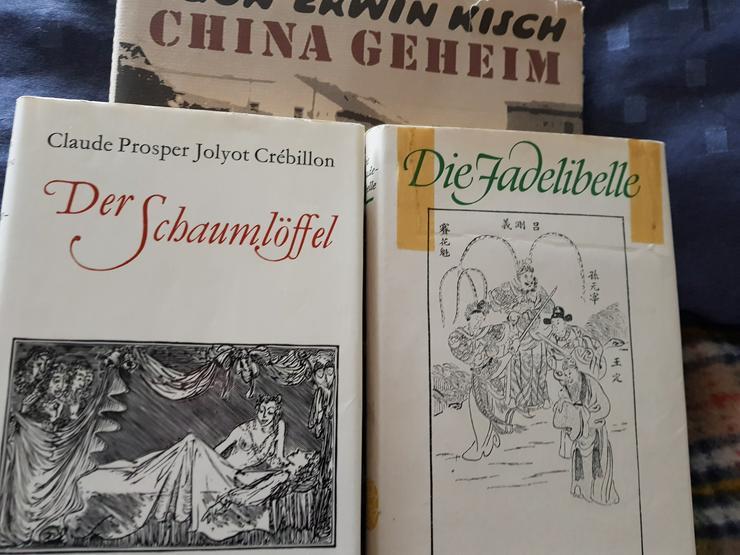 verkaufe umfangreiche literatur, bildbände über china  - Reiseführer & Geographie - Bild 1