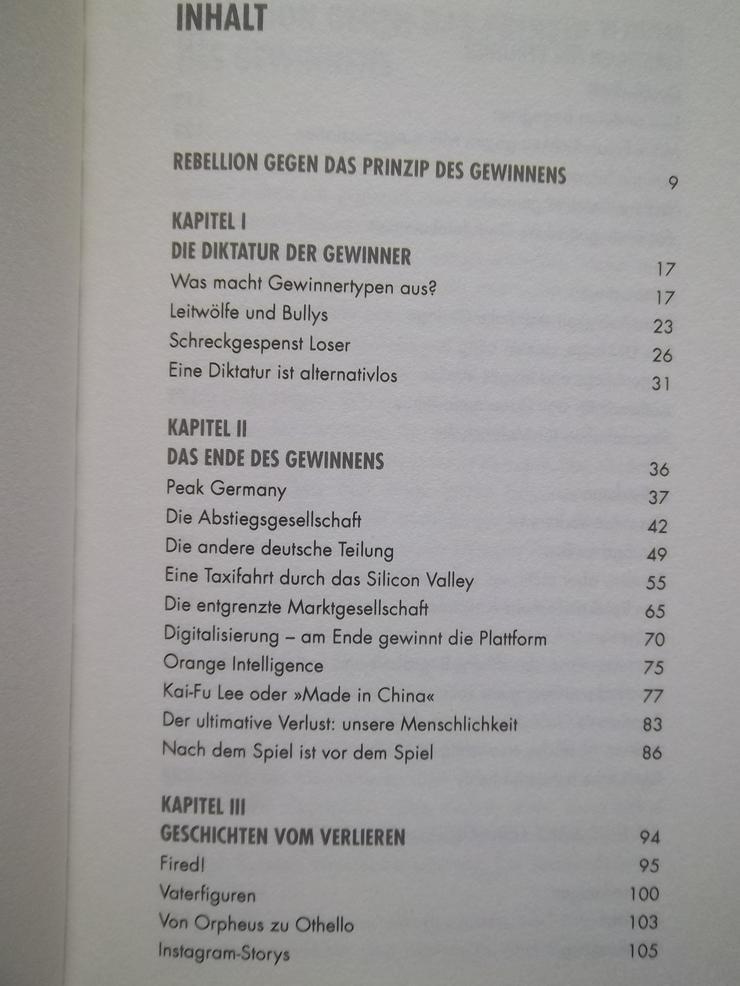 """Bild 3: """"Gegen die Diktatur der Gewinner"""" von Tim Leberecht"""