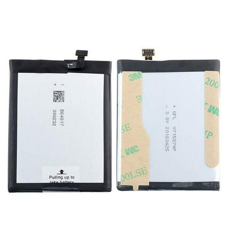 Akku für DOOGEE S55 S55 LITE, 5500mAh 3.8V V715874P Batterien