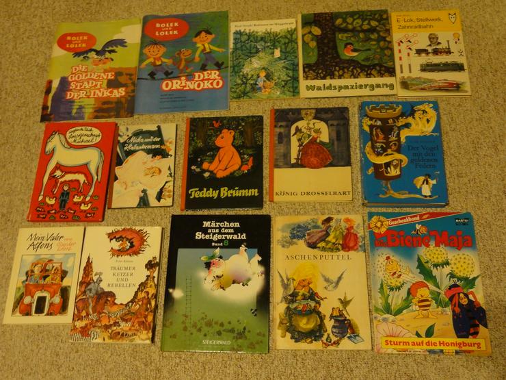 Bild 4: Kinderbücher ,  40-50 Jahre alt