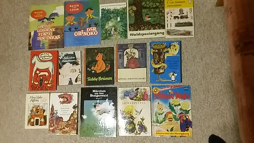 Bild 1: Kinderbücher ,  40-50 Jahre alt