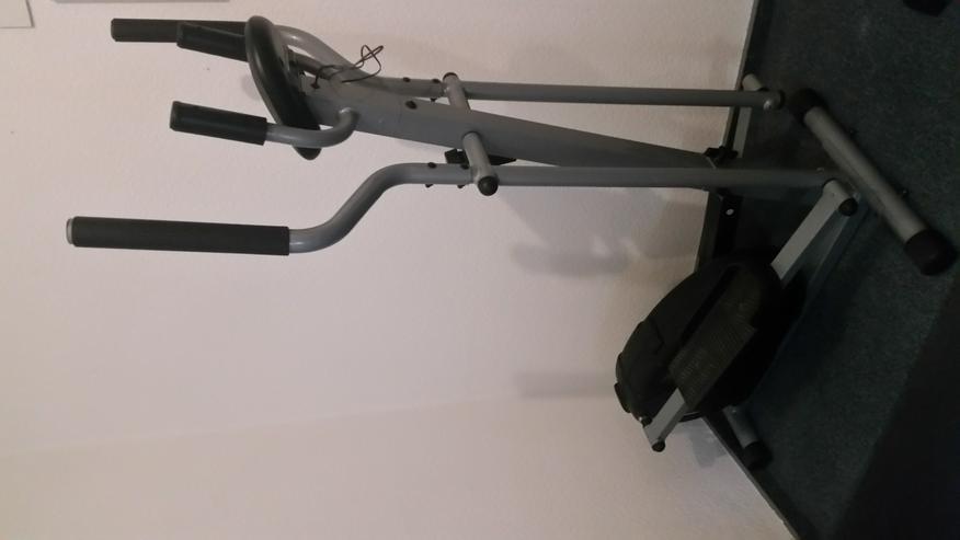 Crosstrainer, Schwierigkeitsgrad einstellbar - Crosstrainer - Bild 1