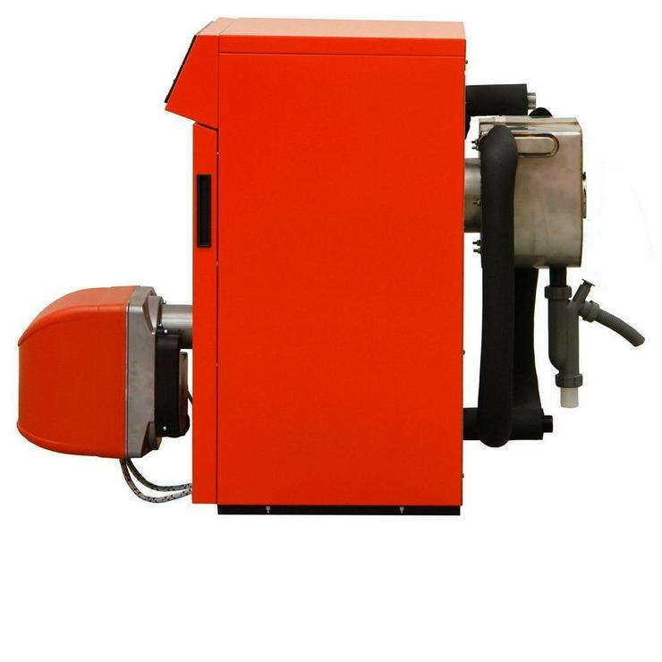 Bild 2: 1A Ratioline BW Ölbrennwert Kessel 12 - 25 kW Intercal Heizung. EEK: A