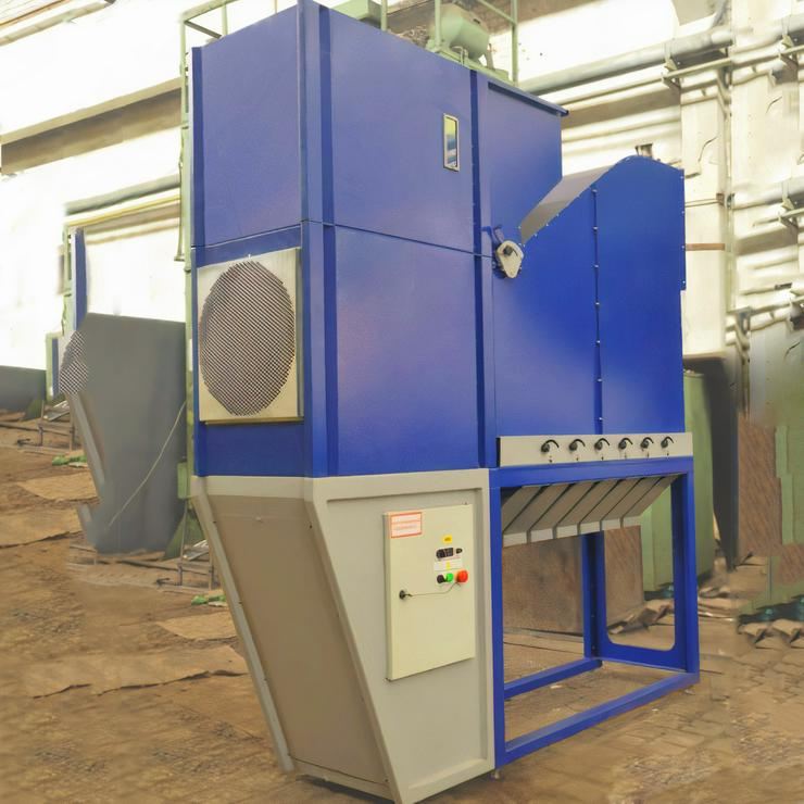 Getreidereiniger / Aerodynamischer Separator ASM-15 für die Getreidereinigung