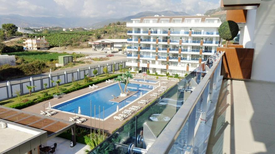 Bild 2: Türkei, Alanya, Neubau, 2 Zi. Wohng,200 m zum Strand. 392