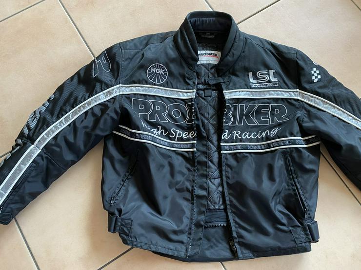 Motorrad-Jacke
