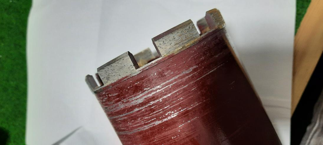 Kernbohrgerät bis 255mm zur Vermietung  - Baumaschinen & Baustelle - Bild 1