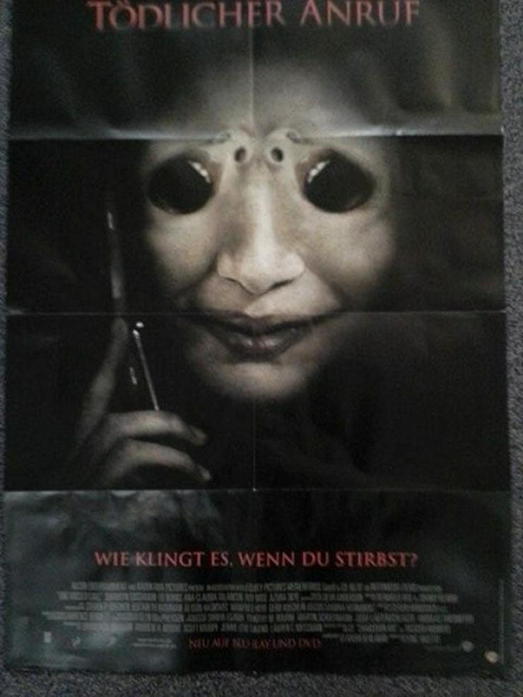 2008 A1 Plakat Shannyn Sossamon japanischer Horror Yasushi Akimoto.