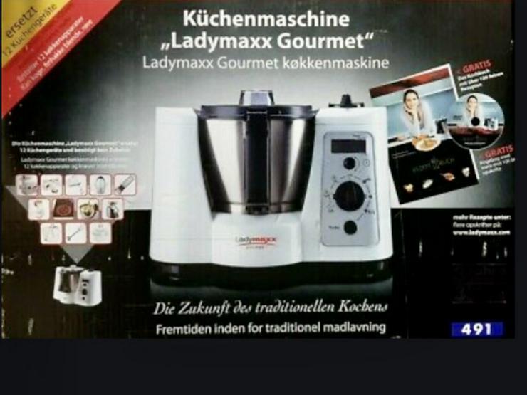 Küchenmaschine Ladymaxx Gormet