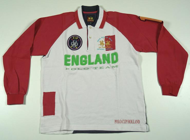 La Martina Poloshirt Gr.14 / 164 T-Shirt nur für Abholer! 1-1183
