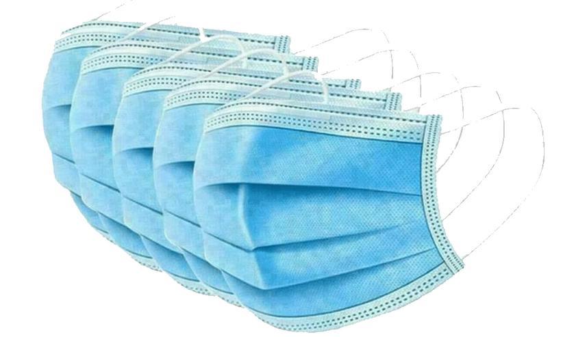 Mund Nasenschutz 50er Packung -Sonderpreis-