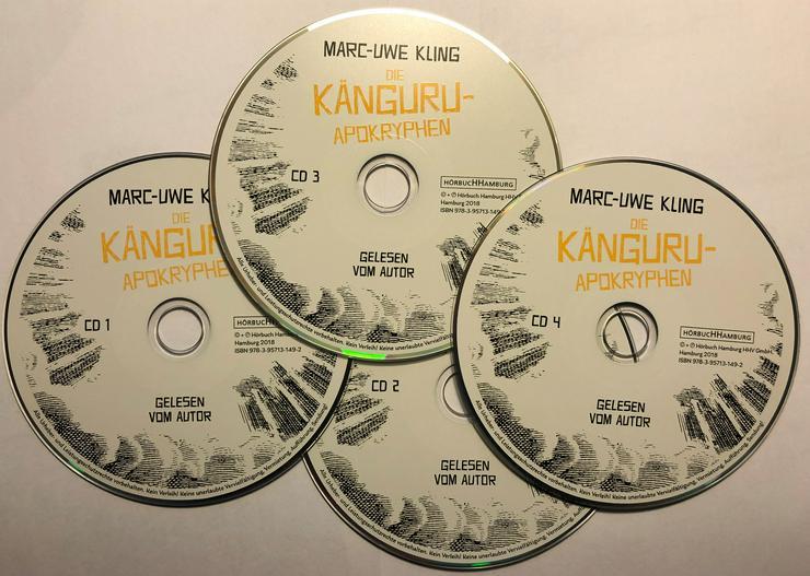 Bild 2: Marc-Uwe Kling - Die Känguru-Apokryphen
