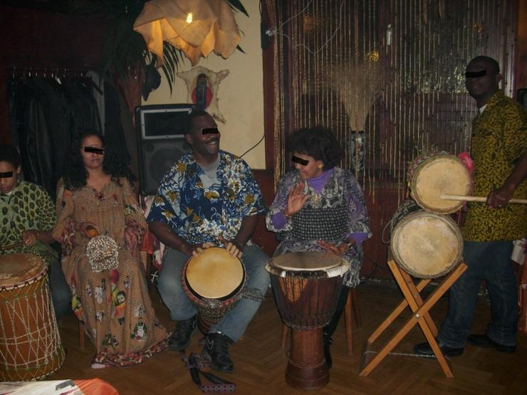 original afrikanische Djembe