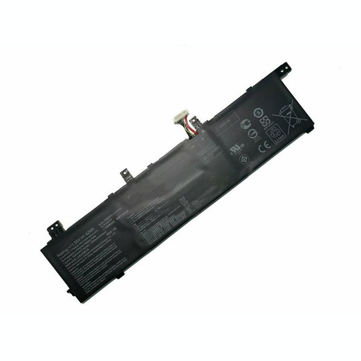 Asus 0B200-03430000 Akku für Asus VivoBook S15 S532FL 42WH, 11.55V