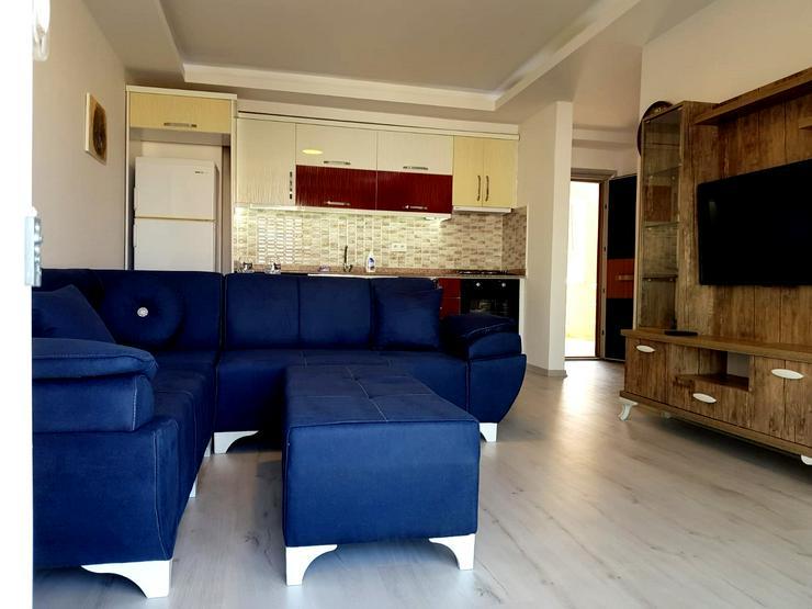 Türkei, Alanya. Möbl. 2 Zi. Wohn. in einer Luxus Residence. 414