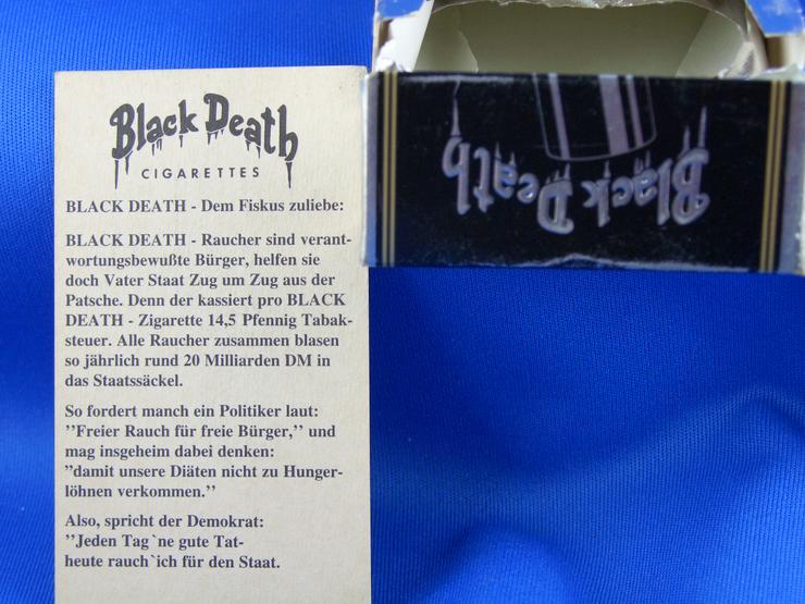 Bild 5: Toten Kopf Zigaretten Schachtel