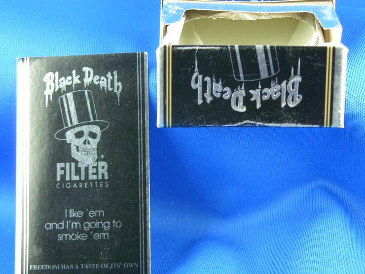Bild 6: Toten Kopf Zigaretten Schachtel