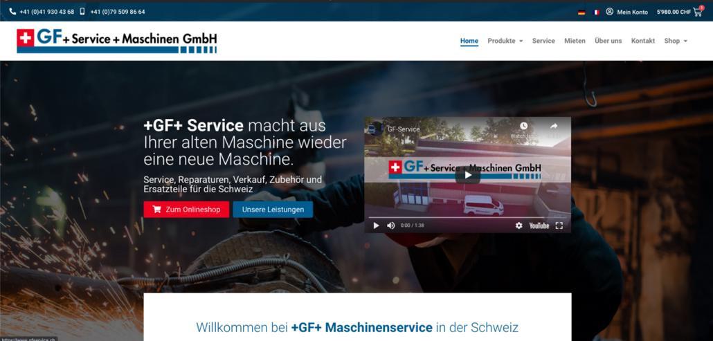 Bild 3: Homepage Erstellung zum Festpreis im Abo - Online Marketing Agentur München