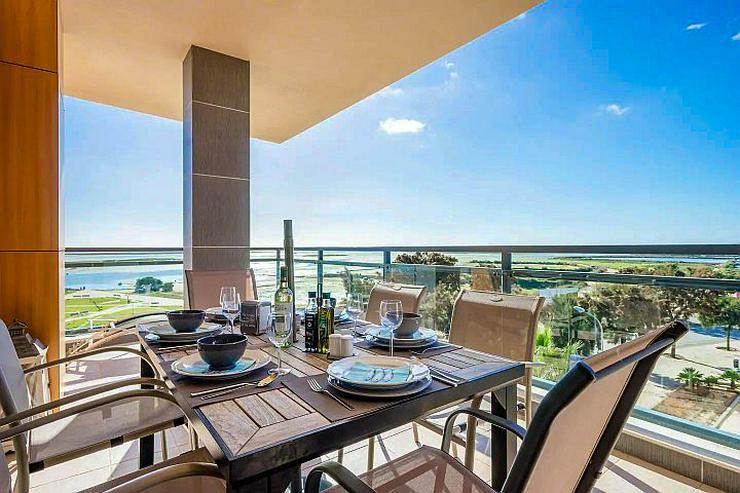 ALGARVE: 3 Luxusapartments mit einzigartiger Aussicht in Marina Village Olhao