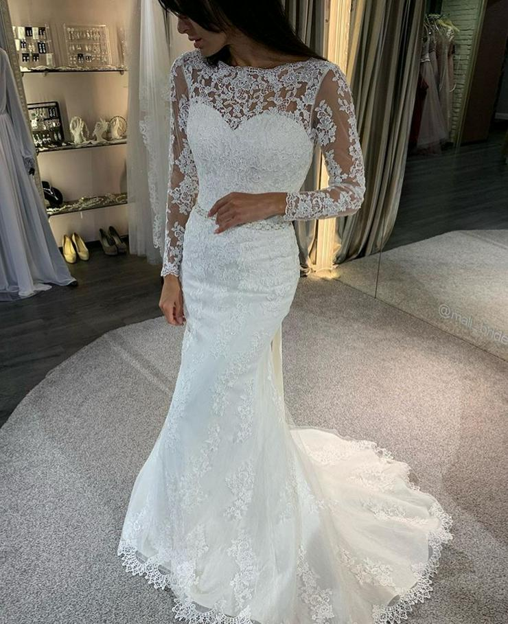 Bild 4: Hochzeitskleid