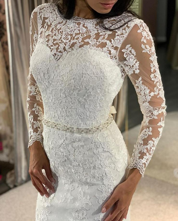 Bild 2: Hochzeitskleid