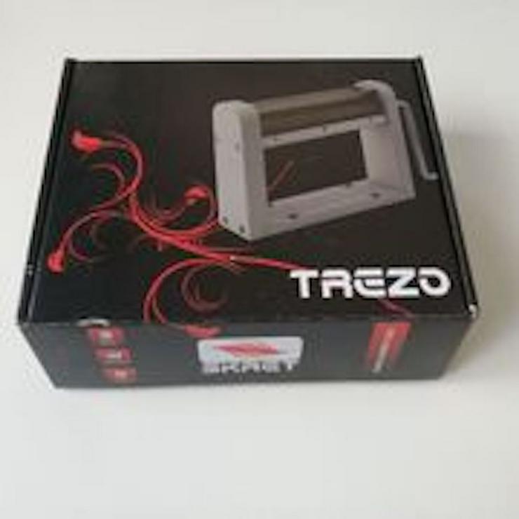Tabakschneidemaschine Trezo