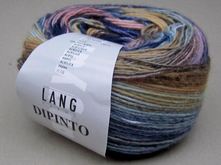 Lang Yarns Dipinto 975. 0006 3151 100g