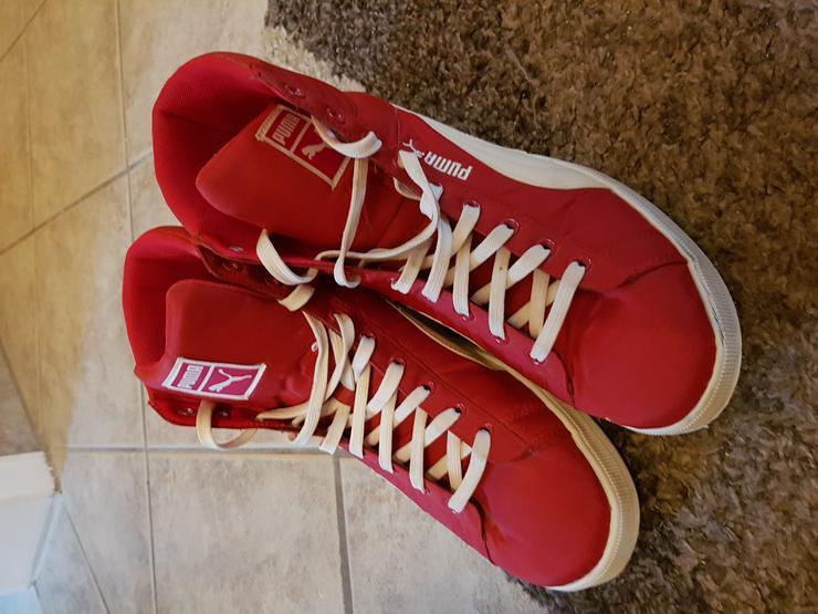 Puma High Top Sneaker Größe 46