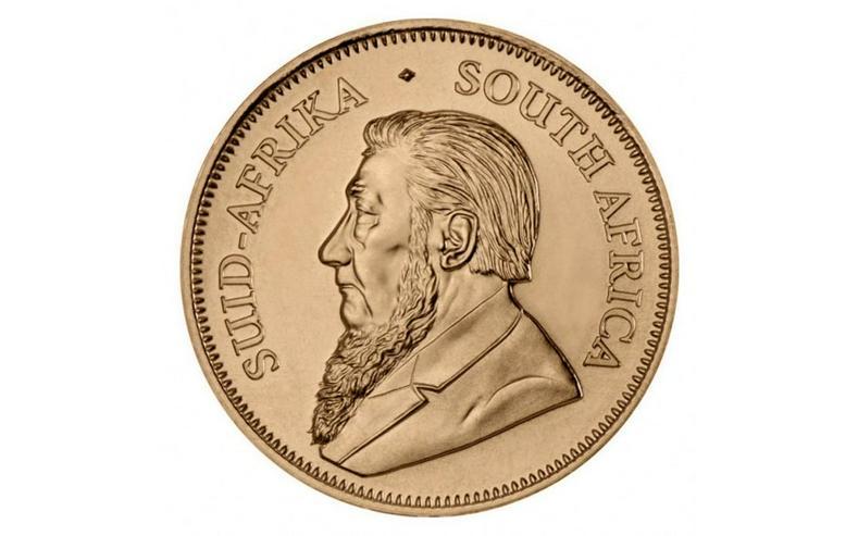 Bild 2: Krügerrand 2021 Gold 1 Unze