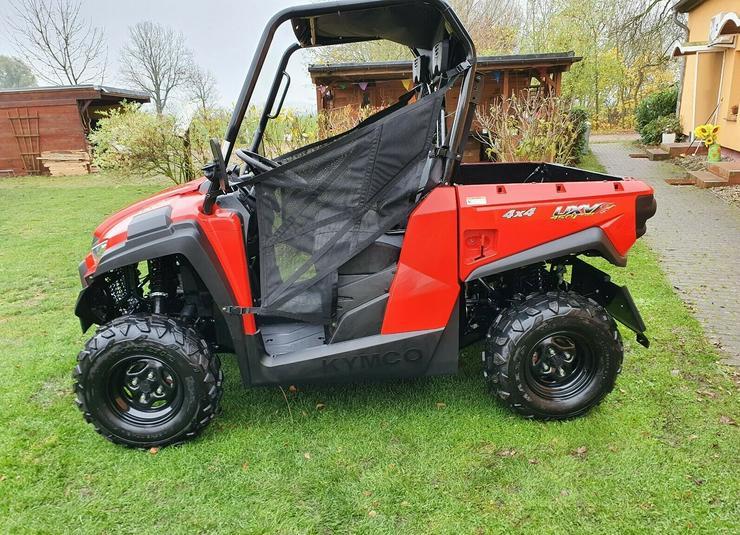 ATV Kymco UXV 450 i Turf 4x4 Automatik
