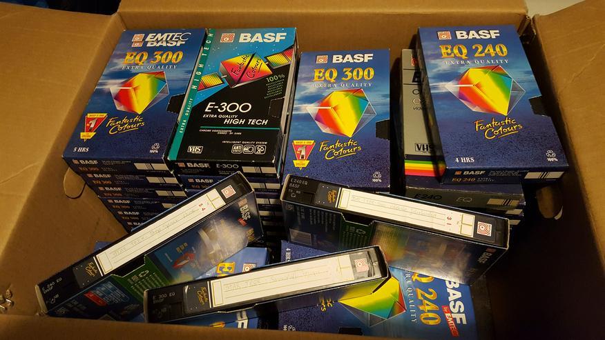 STAR TREK - VHS Kassetten