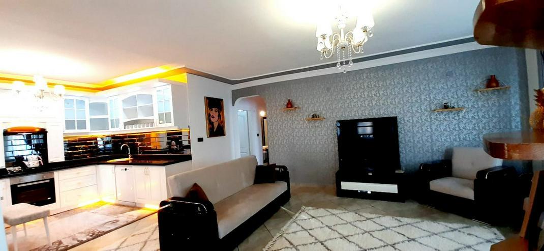 Bild 2: Türkei, Alanya. Möblierte, günstige 3 Zi. Wohnung. 453