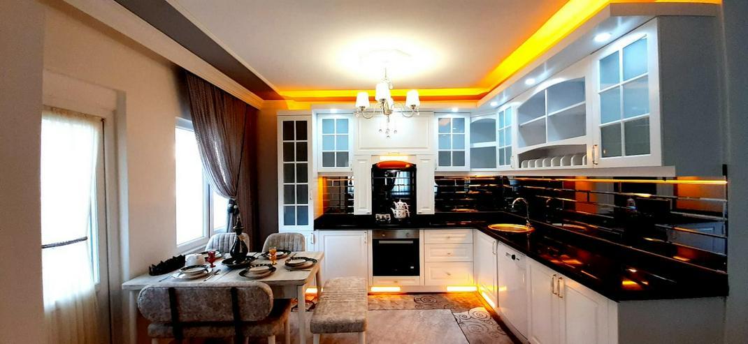 Türkei, Alanya. Möblierte, günstige 3 Zi. Wohnung. 453 - Ferienwohnung Türkei - Bild 1