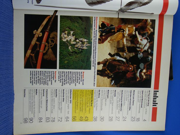 Bild 2: P.M. Magazin / Die Welt der Ritter