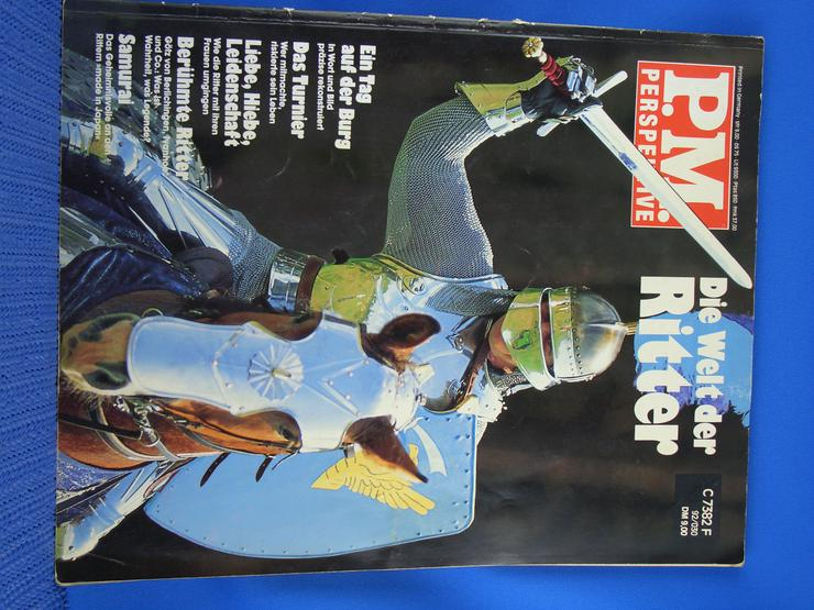 P.M. Magazin / Die Welt der Ritter - Geschichte - Bild 1