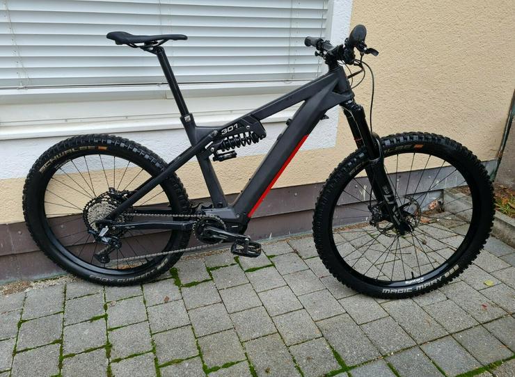 Bild 2: Mountainbike Enduro Liteville 301