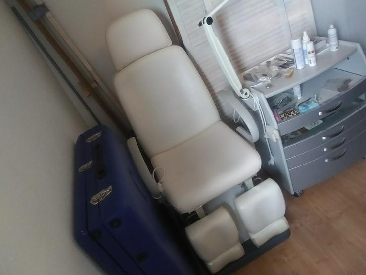Fußpflegestuhl von IONTO COMED