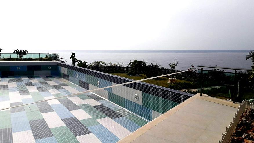 Türkei, Alanya. Möbl. 2 Zi. Wohn. Luxus, 50 m zum Strand, 452-2 - Ferienwohnung Türkei - Bild 1