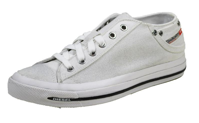 Diesel Sneaker Gr.36 Exposure IV nur für Selbstabholer! 25042000 - Größe 36 - Bild 1