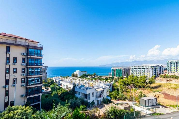 Türkei, Alanya. Individuell möbl. 3 Zi. Wohnung. 454 - Ferienwohnung Türkei - Bild 1