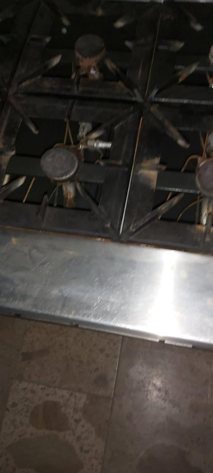 Bild 4: Komplette Küche Gastro Gastronomie Edelstahl Restaurante Kippbratpfanne ASCOBLOC