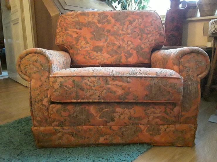 Bild 4: Sessel der 60er / 70er Jahre