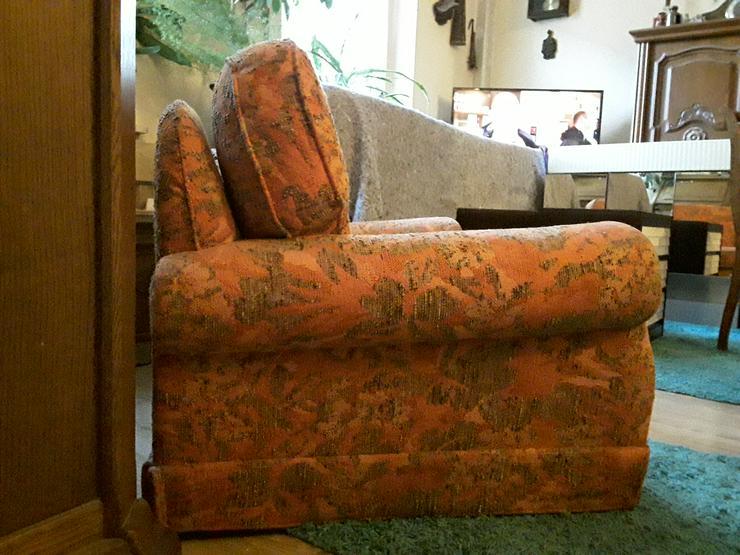 Bild 5: Sessel der 60er / 70er Jahre