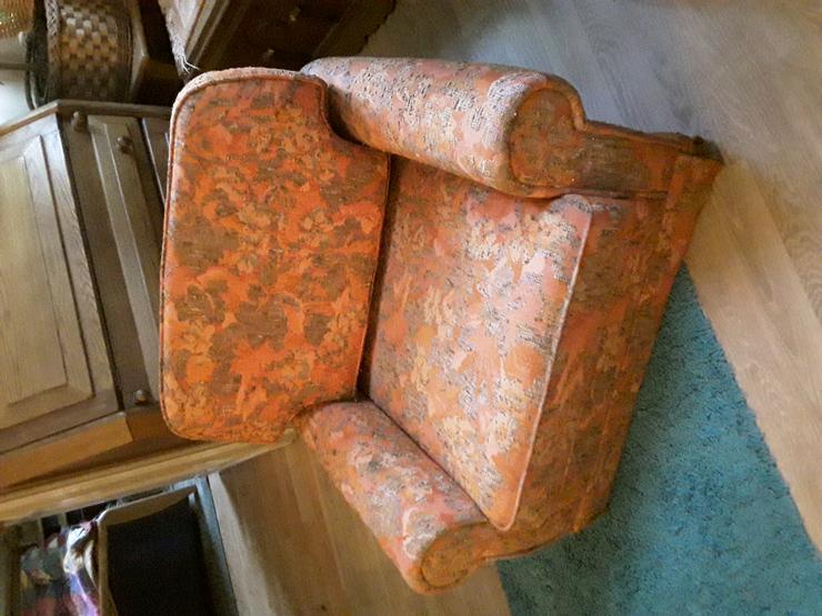 Sessel der 60er / 70er Jahre - Sofas & Sitzmöbel - Bild 1