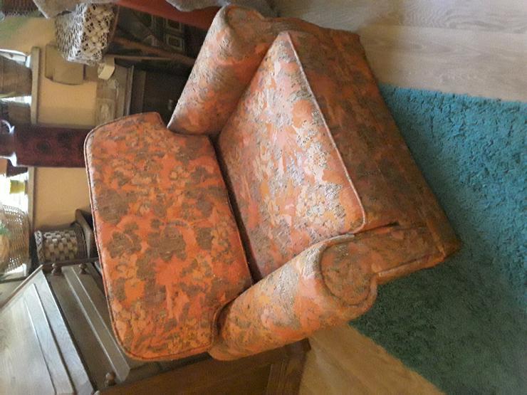 Bild 3: Sessel der 60er / 70er Jahre