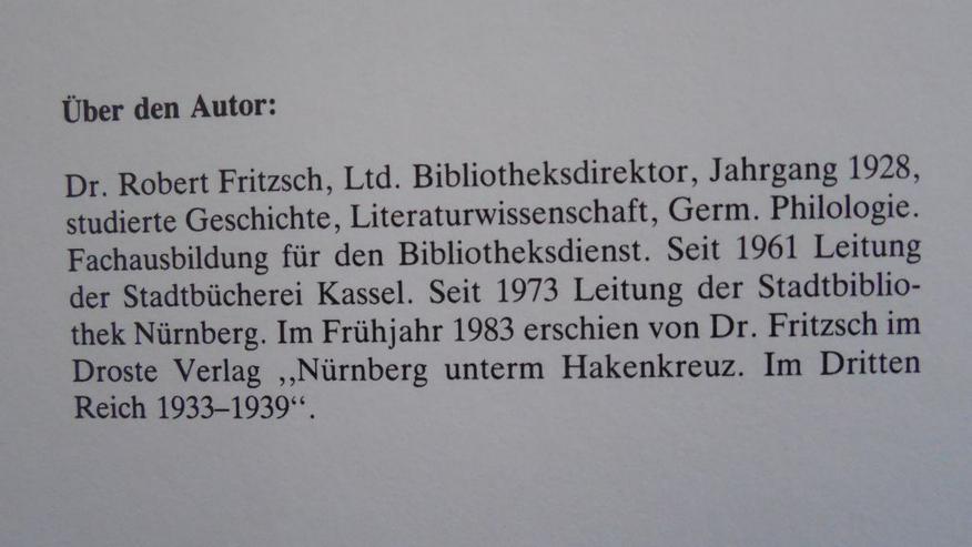 Nürnberg im Krieg - Geschichte - Bild 4