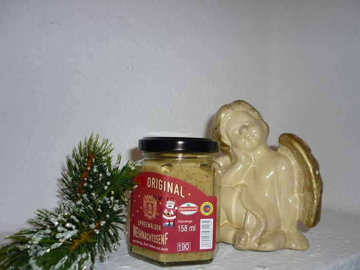 Bild 2: weihnachtlicher Spreewald Senf  Sonderpreis