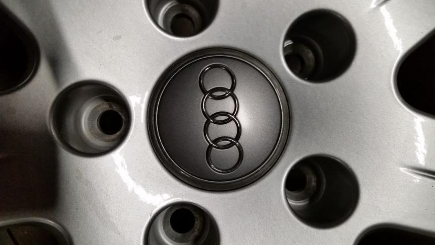 Bild 6: Winterreifen Audi Q7  18 Zoll.